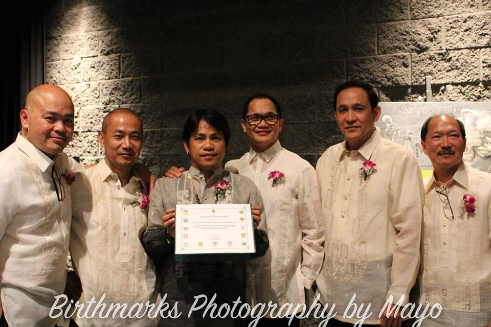 Dimasalang III International Artist Group 2015
